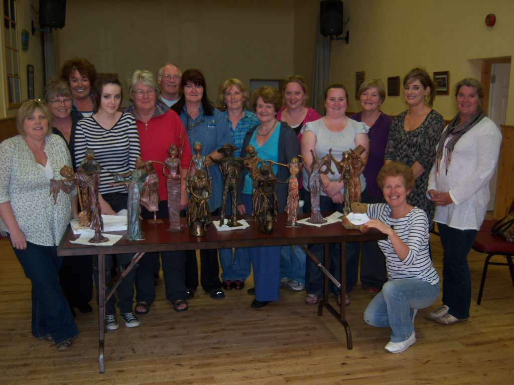 Mullaghduff – Another Successful Workshop!